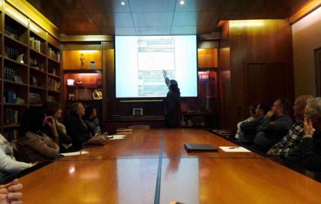 El POUM de Banyoles avança amb les reunions sectorials i veïnals